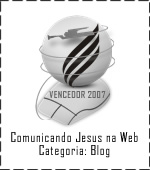 Vencedor categoria blog 2007